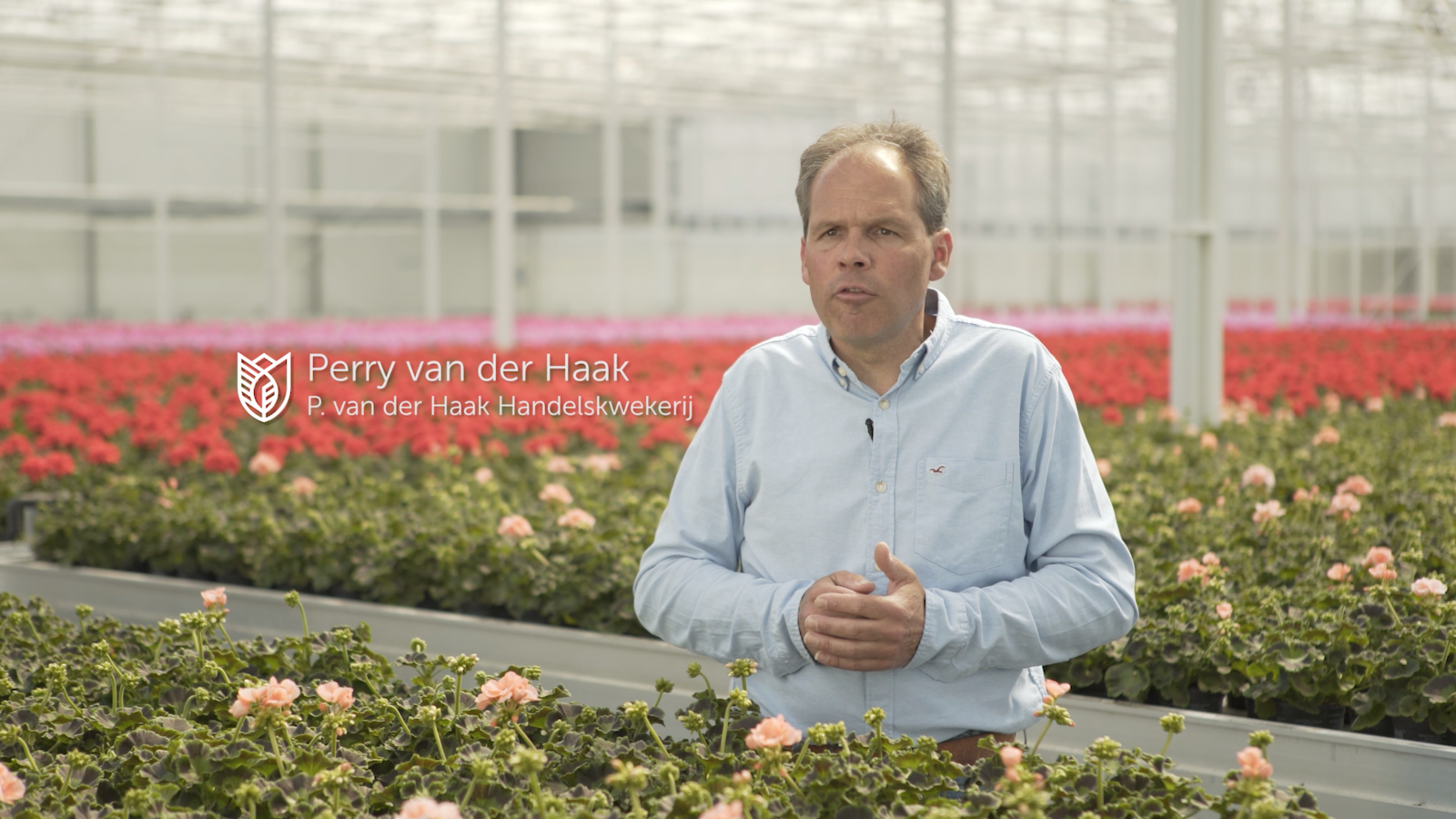 Perry van der Haak: automation at the highest level